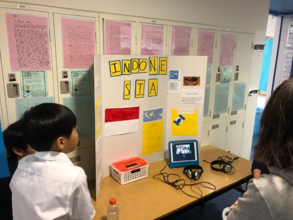 Grade 5 - Social Studies exhibition