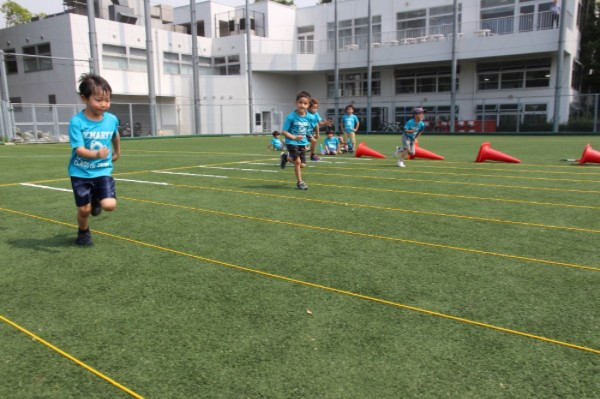 Elementary School Sports Day Photos