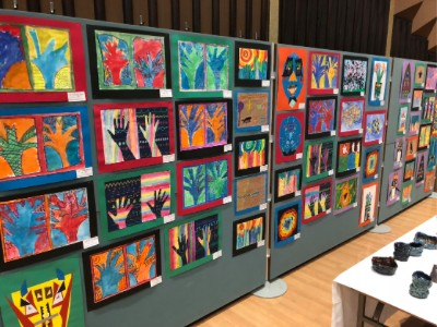 St. Mary's International School - ART & DESIGN SHOW - MAY 22